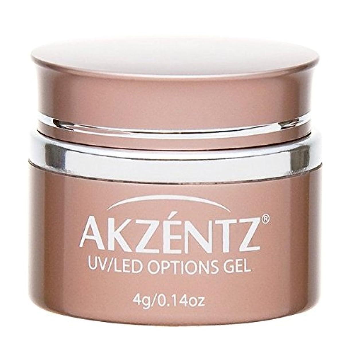 強化する中世の上昇AKZENTZ(アクセンツ) UV/LED オプションズ オプティ ボンド 4g