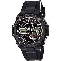 Casio G-Shock G-Steel Black Gst210B-1A Watch