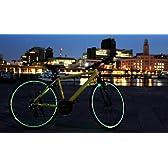 レイトレック 一般自転車・ディープリム兼用 グリーン(ストレート)