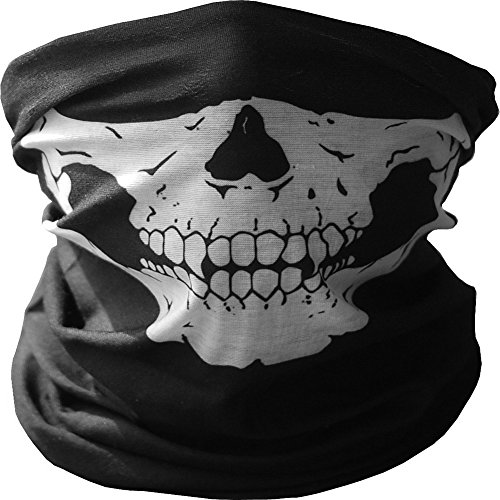 Pellor フェイスマスク タクティカル ゴースト・スカル...