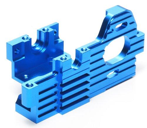 ホップアップオプションズ OP.1079 DB01 アルミモーターマウント(ブルー) 54079