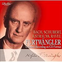 バッハ:ブランデンブルク協奏曲第5番/シューベルト:ロザムンデ序曲/R・シュトラウス:交響詩《ドン・ファン》/ラヴェル:スペイン狂詩曲