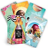 The Muse Tarot: A 78-Card Deck & Guidebook 画像