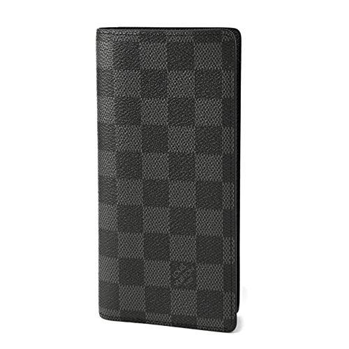 ルイヴィトン(Louis Vuitton) ダミエ グラフィット DAMIER GRAPHITE N61063 長財布 ブラック 黒 [並行輸入品]
