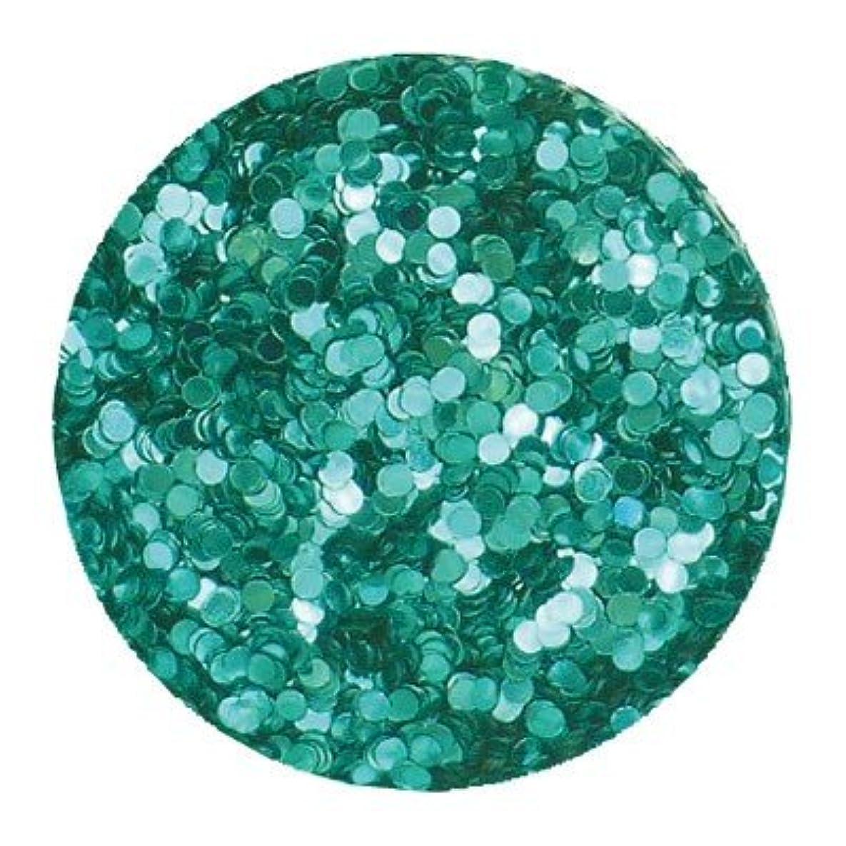 はっきりしない永久に主張するエリコネイルメタリックブルーグリーン1mm