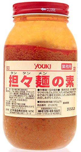 ユウキ 担々麺の素 800g