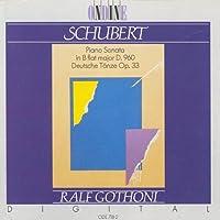 Piano Sonata / German Dances