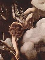 Lais Puzzle Michelangelo Caravaggio - 天使の手聖マタイ殉教者の手 200 部