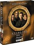 スターゲイト SG-1 シーズン2<SEASONSコンパクト・ボックス>[DVD]