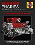 ヘインズ刊「Ferrari Engines Enthusiasts' Manual」