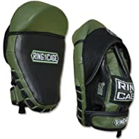 GelTech Cobra Curved Punch spar-mitt 3.0 for Muay Thai , MMA , Kickboxing、ボクシング、格闘技