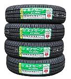 4本セット 14インチ ダンロップ(Dunlop) 低燃費タイヤ エナセーブ EC204 155/65R14 75S