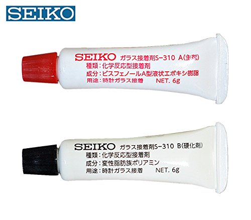 [해외]SEIKO (세이코) 시계 공구 유리 접착제 SE-S-310/SEIKO (Seiko) watch tool glass adhesive SE-S-310