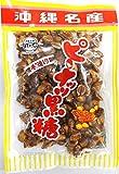 黒糖本舗 垣乃花 ピーナッツ黒糖 150g×3P