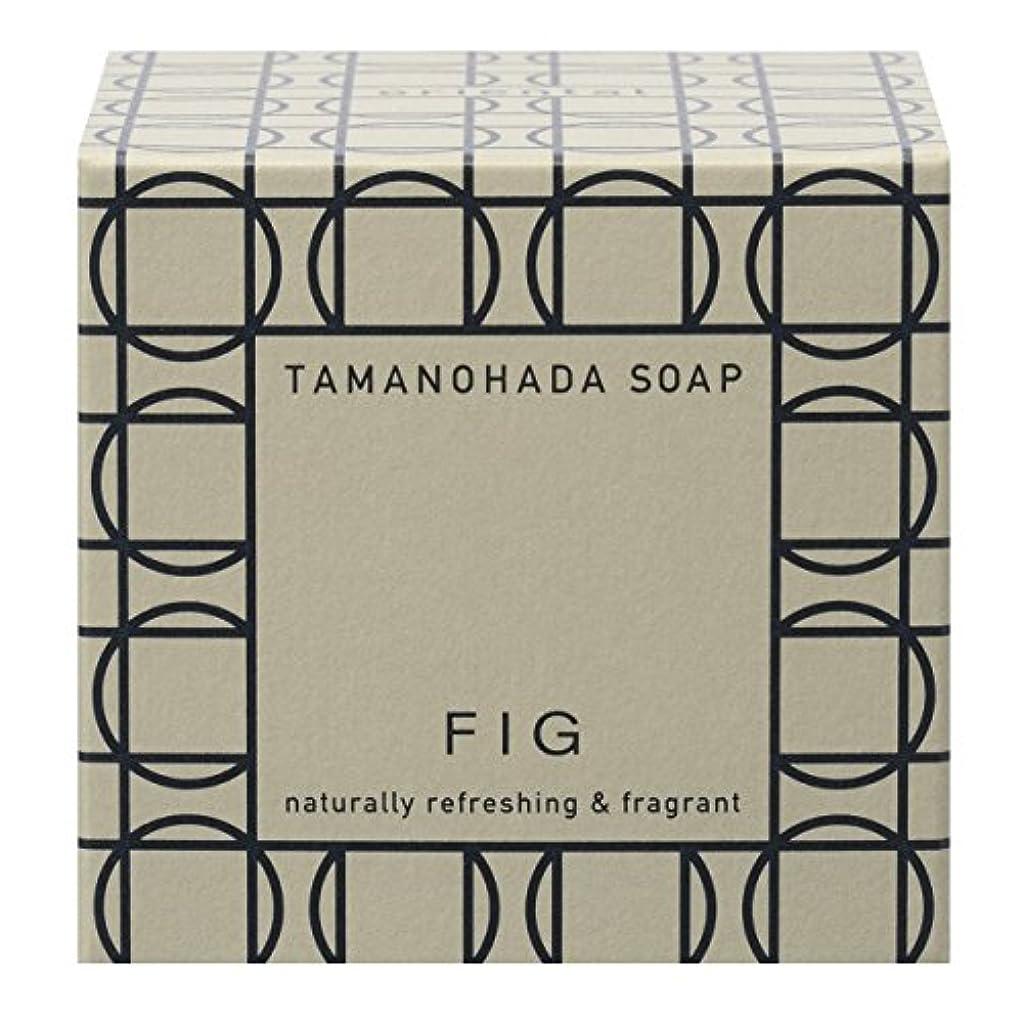 実用的シネウィ等価タマノハダ ソープ 005 フィグ 125g