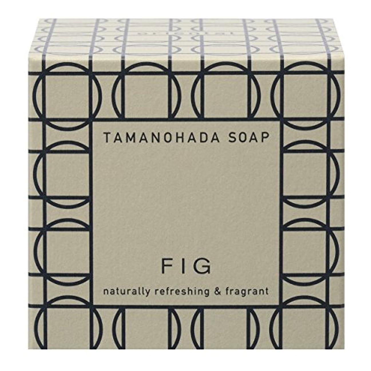 桃影響力のある反映するタマノハダ ソープ 005 フィグ 125g