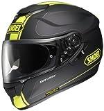 ショウエイ(SHOEI) バイクヘルメット フルフェイス GT-Air WANDERER (ワンダラー) TC-3 (YELLOW/BLACK) XLサイズ (61cm)