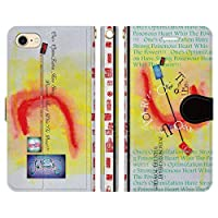 HUAWEI GR5 手帳型 ケース カバー POISON HEART 26 井川誠一 アート いきものたち 油彩 水彩 物語 ポイズン ハート ART OF クリエイターズ 人気