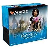Magic: The Gathering Ravnica Allegiance バンドル | 10 ブースターパック + ランドカード (230 カード) | アクセサリー