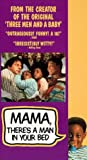 Mama There's a Man in Your Bed [VHS] [Import]