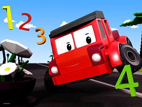 ジッピーのタイヤ交換 - 1から4まで数えよう