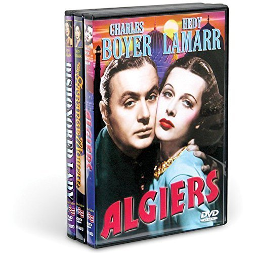 Hedy Lamarr Collection (3-DVD) by Hedy Lamarr