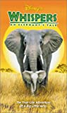 Disney's Whispers: Elephant's Tale [VHS] [Import]