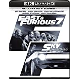 ワイルド・スピード SKY MISSION (4K ULTRA HD + Blu-rayセット) [4K ULTRA HD + Blu-ray]
