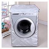 洗濯機日焼け止めカバー ドラム式洗濯機 防塵防水カバー 家居装飾 家電飾り物【代引可】XYJZA04-B