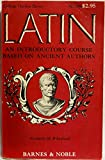 Latin: Introductory Course (College Outline)