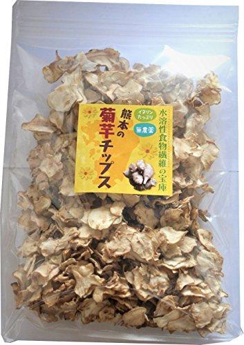 菊芋チップス 熊本県産 (200グラム)