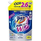 【大容量】アタックNeo 抗菌EX Wパワー 洗濯洗剤 濃縮液体 詰替用 950g
