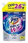 【プライムデー】アタックNeo 抗菌EX Wパワー 洗濯洗剤 濃縮液体 詰替用 950gが533円!