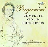 Paganini: Violin Concertos by N. PAGANINI (2002-01-29)