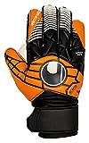 uhlsport(ウールシュポルト) サッカー ゴールキーパー グローブ エリミネーター ソフト アドバンス 1000182 ブラック×オレンジ×ホワイト 6