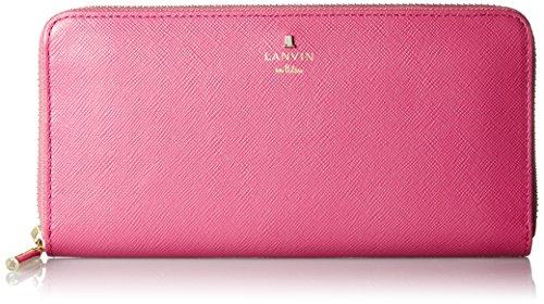 [ランバンオンブルー] LANVIN en Bleu Amazon公式 正規品 リュクサンブール 長札ラウンドファスナー