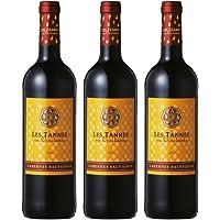[3本セット] レ・タンヌ オクシタン カベルネ・ソーヴィニヨン(Les Tannes en Occitanie Cabernet Sauvignon) ドメーヌ・ポール・マス 赤ワイン フランス 750ml×3本