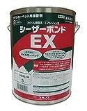 スミノエ タイルカーペット OAフロア用 接着剤 シーザーボンド 3kg缶