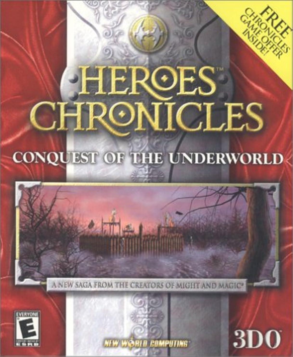 反発する他のバンドでかけがえのないHeroes Chronicles: Conquest of the Underworld (輸入版)