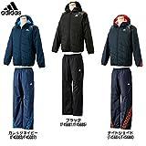adidas(アディダス) CLX BODY HEAT +4℃ パデッドジャケット&パンツ上下セット  AJ772/AJ774 ((F45681)ブラック(F45685), L)