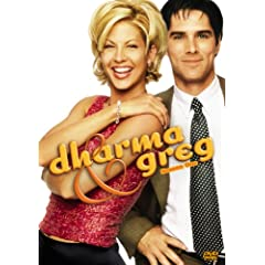 『ダーマ&グレッグ シーズン1 DVD-BOX』の商品写真