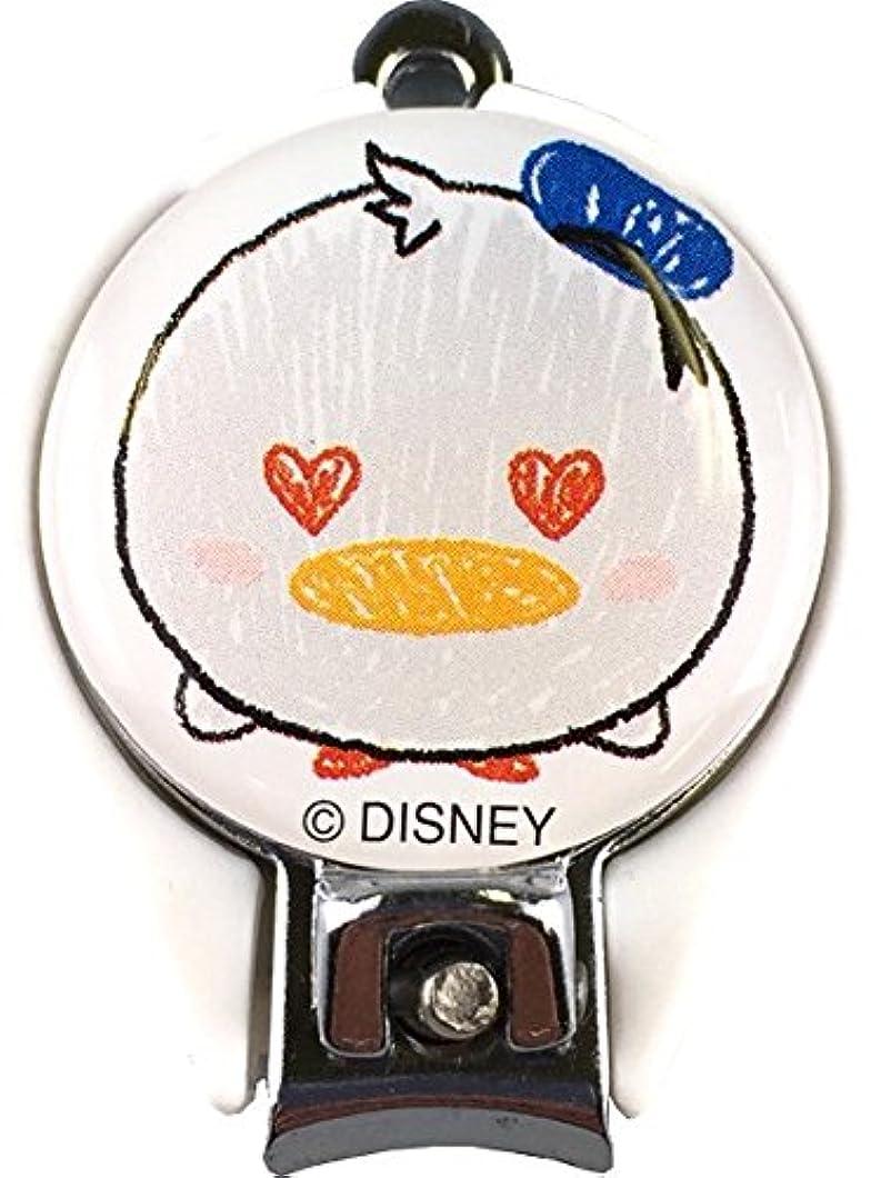 ペナルティ仮装できるヤクセル ディズニー 丸型つめ切り TsumTsum ドナルド 60054