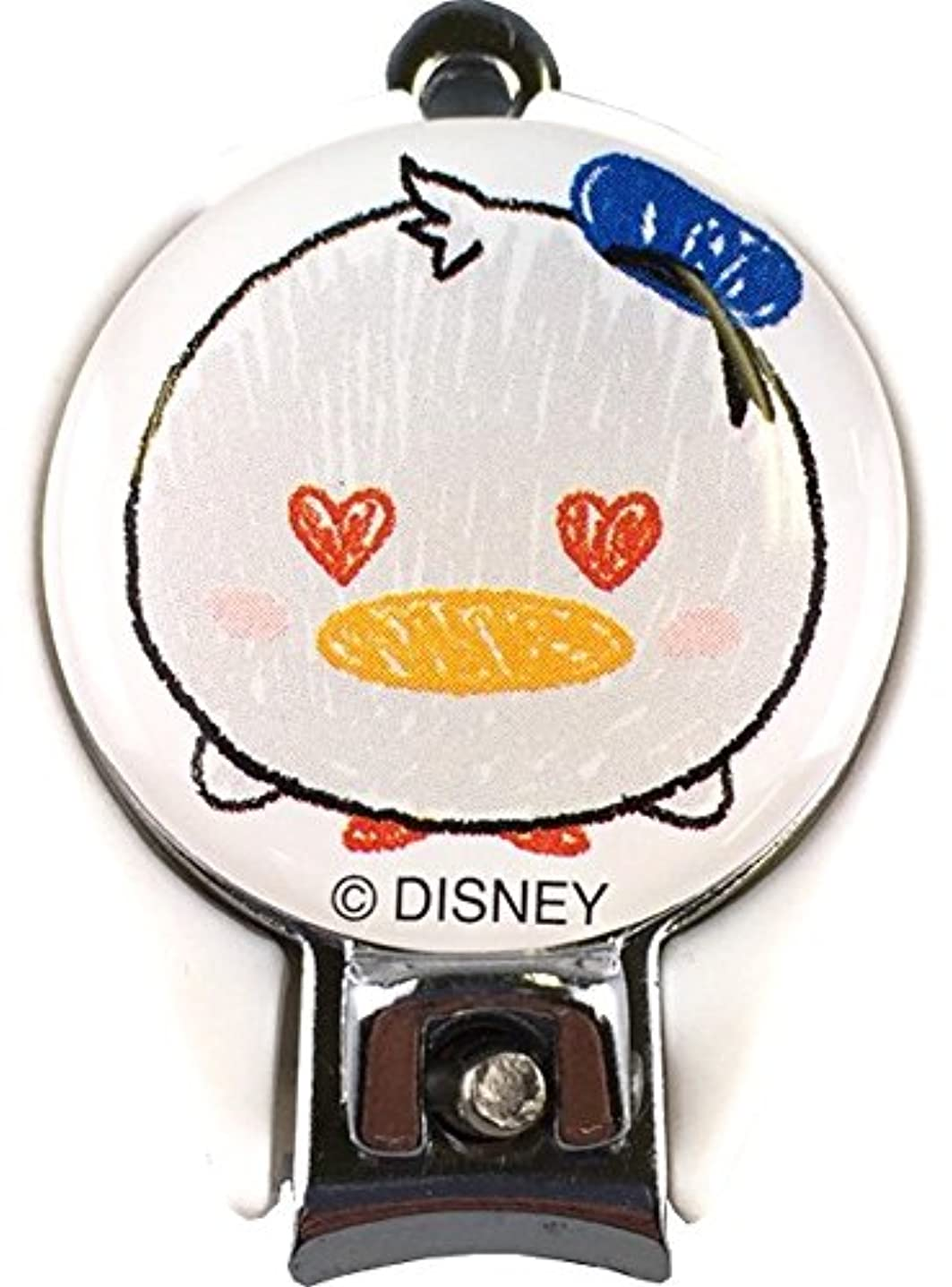 ブランド食料品店曲げるヤクセル ディズニー 丸型つめ切り TsumTsum ドナルド 60054