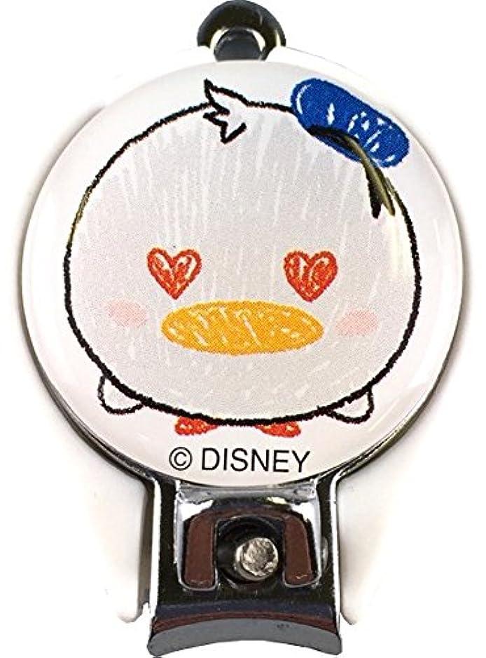 謙虚なファイルピクニックをするヤクセル ディズニー 丸型つめ切り TsumTsum ドナルド 60054