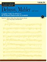 Debussy, Mahler And More: The Orchestra Musician's Library