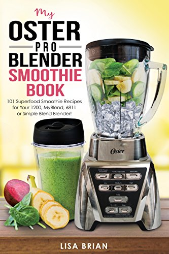 Oster Pro Blender Smoothie Boo...