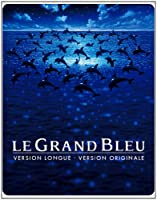 【Amazon限定】グラン・ブルー 完全版&オリジナル版―デジタル・レストア・バージョン― Blu-ray BOX (スチールブック仕様/完全数量限定)