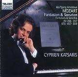 モーツァルト:ピアノ・ソナタ第7番、第14番&幻想曲