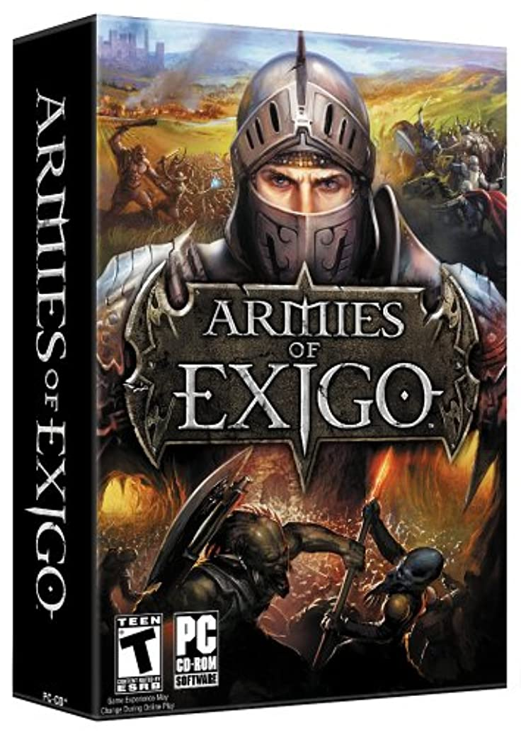 余分な不忠音声Armies of Exigo for PC (輸入版)