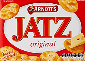 Arnott's Jatz Original Cracker Biscuits, 225 Grams